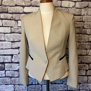 Rachel Roy Khaki Jacket Size 6